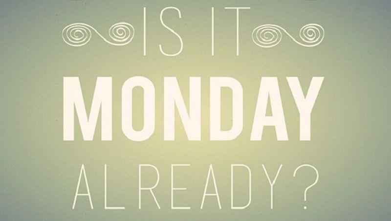 7 tipp a hétfő reggel szindróma ellen