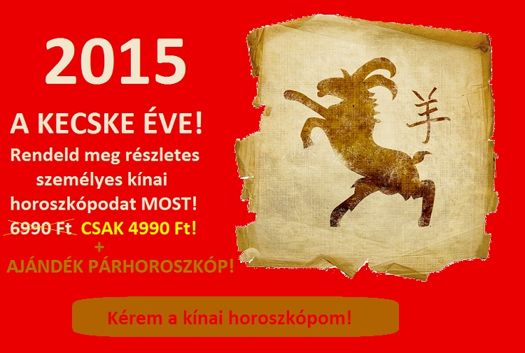 Kínai horoszkóp - Nyúl (Macska) ( 1939; 1951; 1963; 1975; 1987; 1999; 2011;)