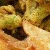 Zöldségek fűszeres bundában