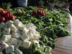 Szingli konyha - Bébispenótos saláta