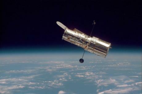 A Hubble-űrteleszkóp milliomodik tudományos megfigyelése