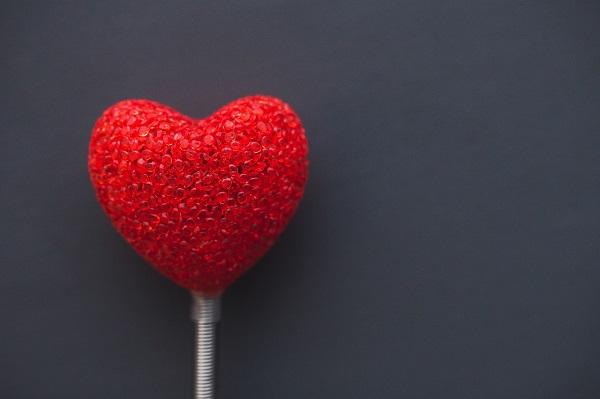 Valentin-napon jókedvűen, egyedül?
