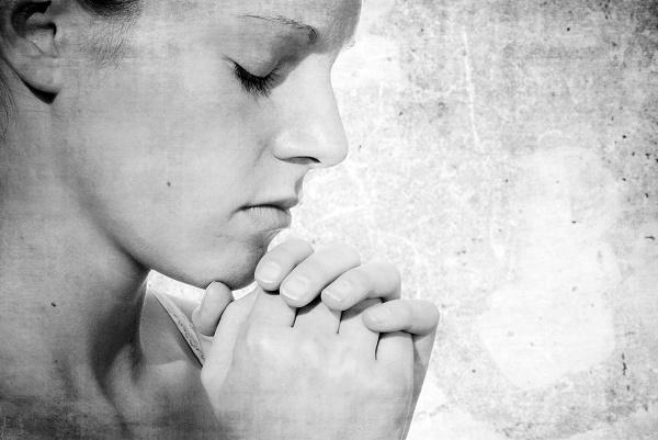 Az ima kéztartása