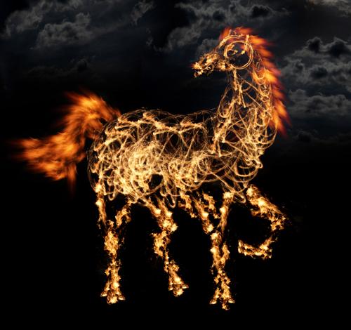 A ló éve