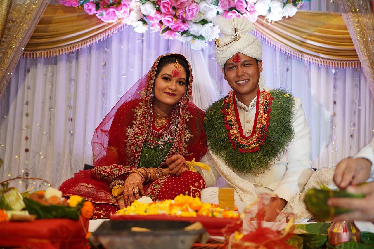 Esküvői szokások a nagyvilágból