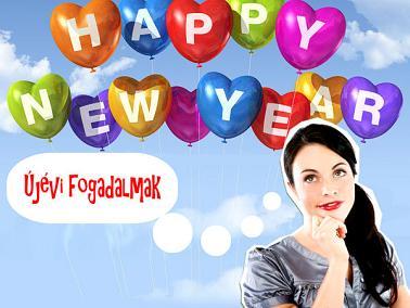 Újévi fogadalmak - erő a szavak mögött