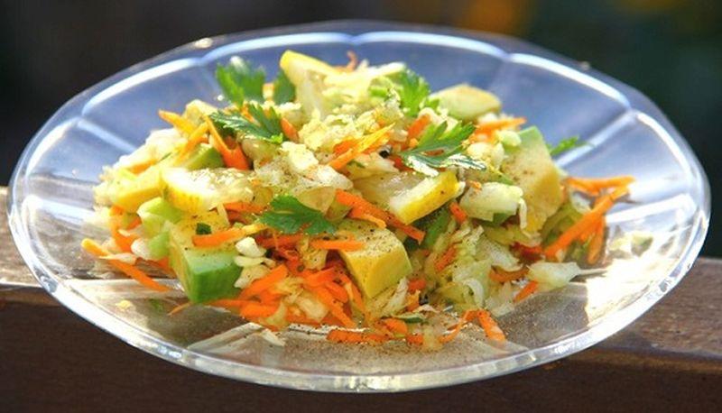 Egy könnyű saláta ebédre?