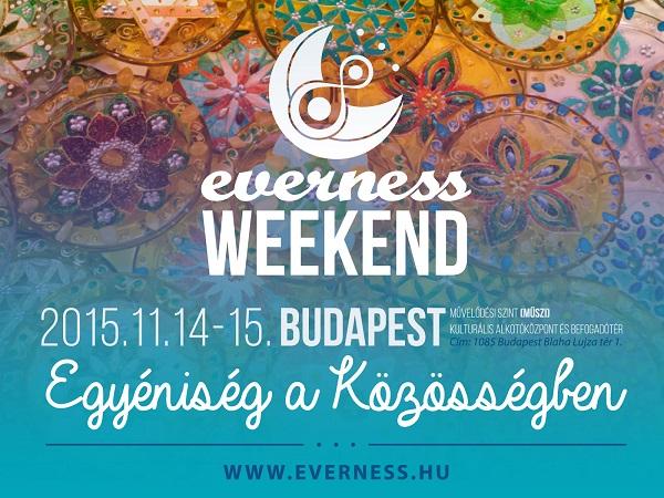 Everness Weekend - Egyéniség a Közösségben