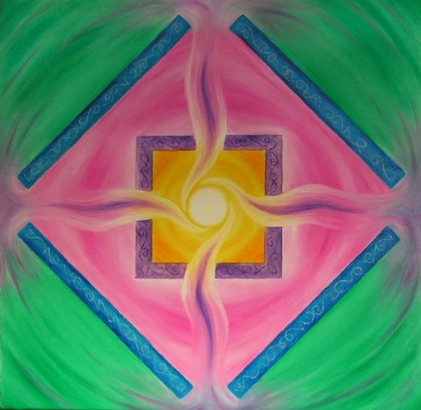 Dukai festmények Mandala