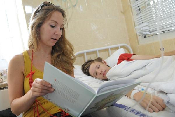 Kis kórházi illemtan - avagy hogyan viselkedjünk a gyerekosztályon?