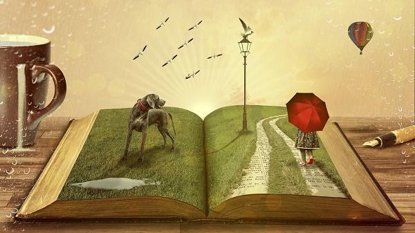 Írd meg a saját mesekönyved
