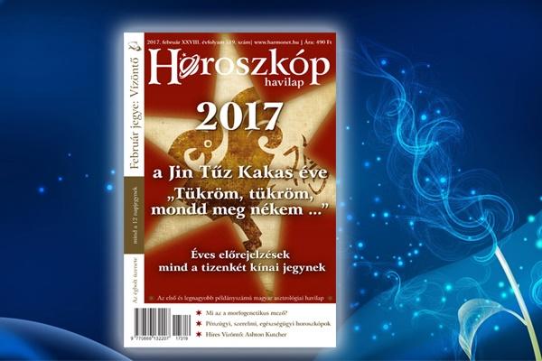 2017 - JIN TŰZ KAKAS ÉVE