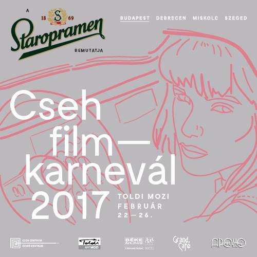 Itt a cseh filmkarnevál!