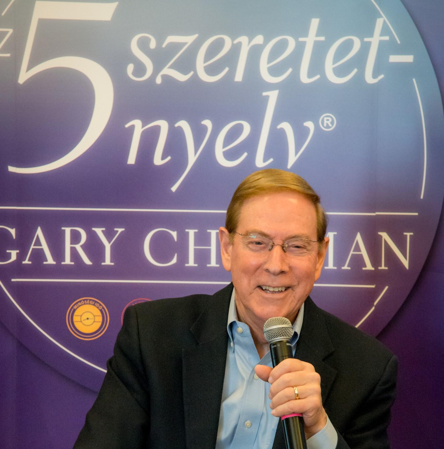 Gary Chapman Magyarországon