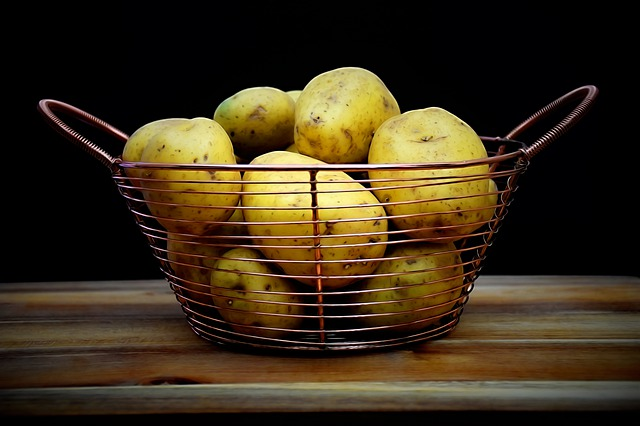 Tepsis krumpli - kicsit másként