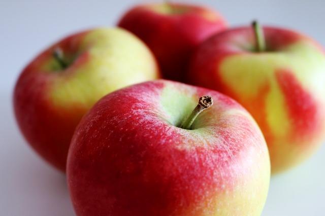Almás krémes
