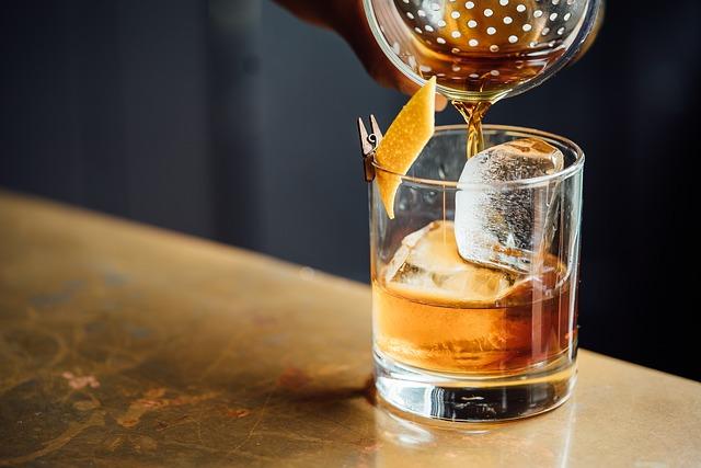 Whisky süti