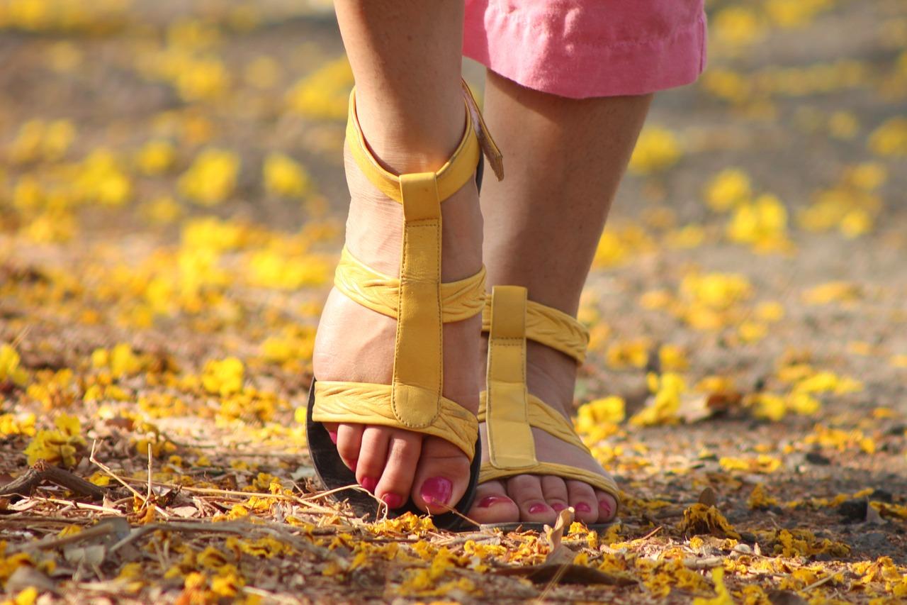 Tökéletes pedikűr házilag - A hibátlan lábápolás nyáron