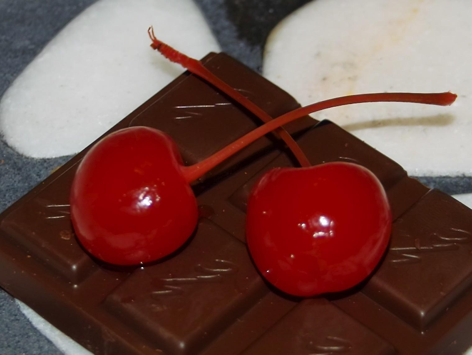 Házi meggyes csokipuding
