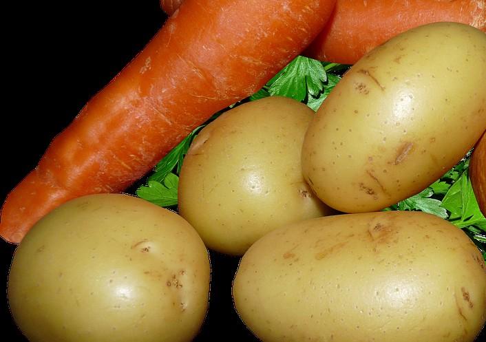 Lestyános krumplileves