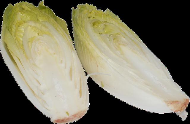 Cikóriahajók (különleges saláta)