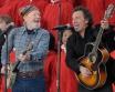 Pete Seeger 90. szülinapját ünnepli a rockvilág