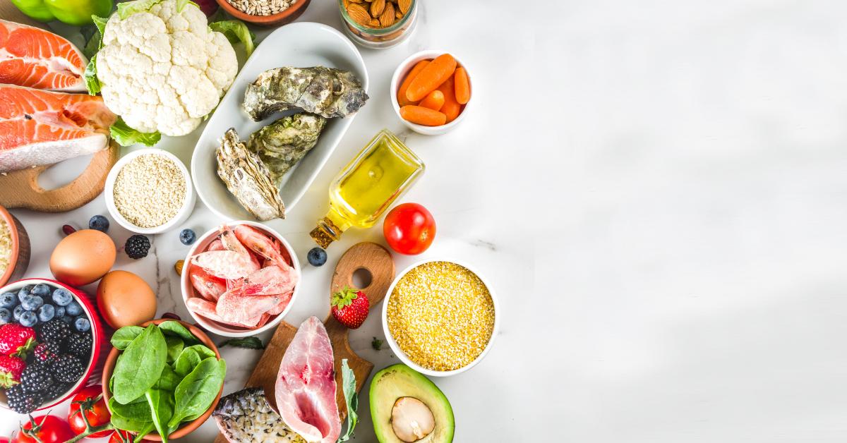 1 hetes étlap egészséges felnőtt nő részére
