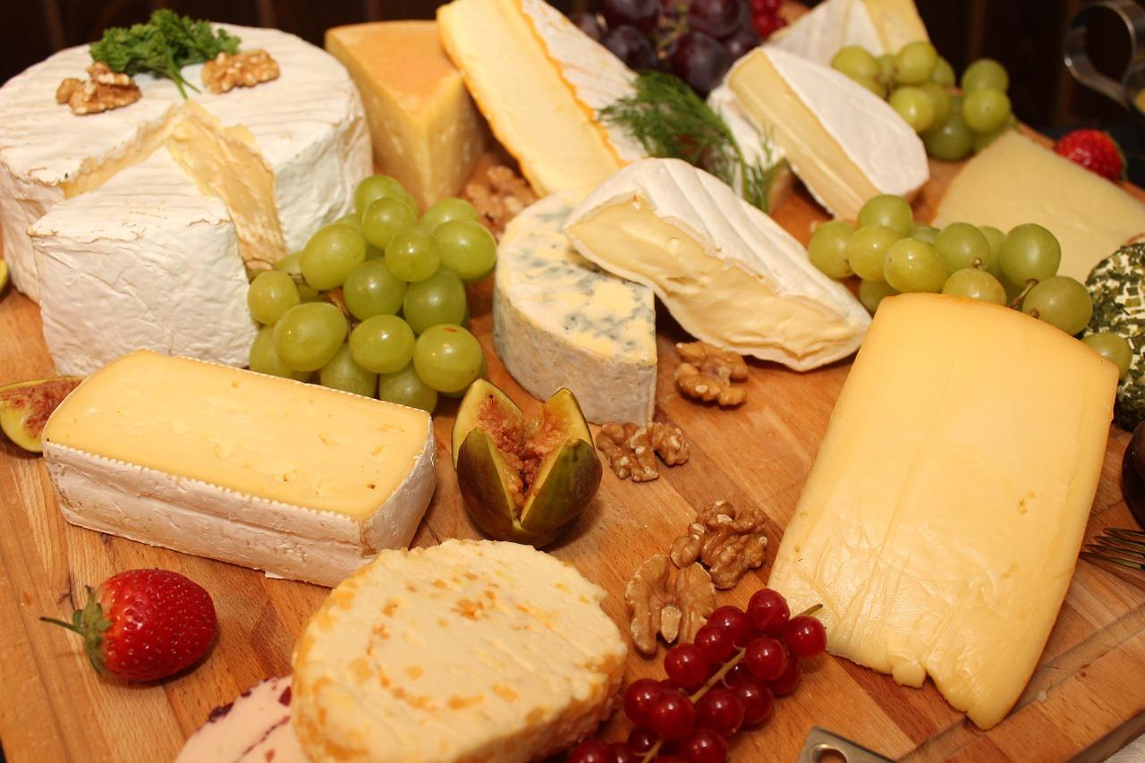 Amszterdami sajtsaláta