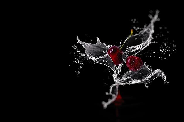 Forró gyümölcssaláta