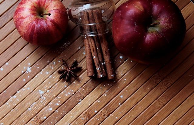 3 almás recept adventi hangulatban