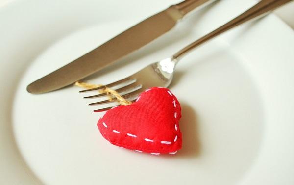 Valentin-napi menü