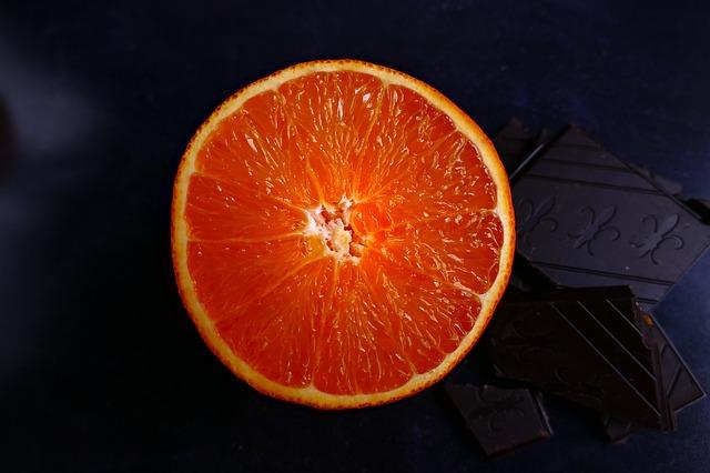 Belga narancssaláta