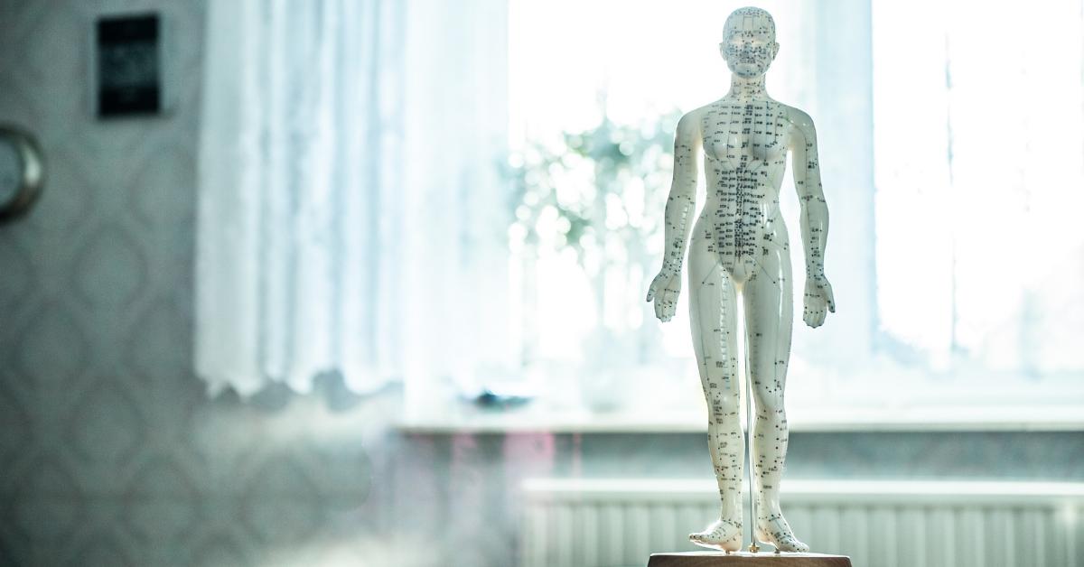 Az akupunktúra (csen-csiu) - a kínai gyógymód