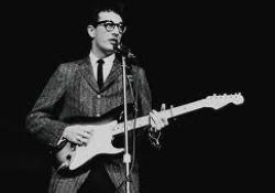 Szemüveges, félszeg, kétbalkezesnek tűnő zseni - Buddy Holly 75 éves lenne