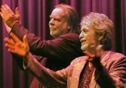 Jon Anderson és Rick Wakeman újra együtt turnézik