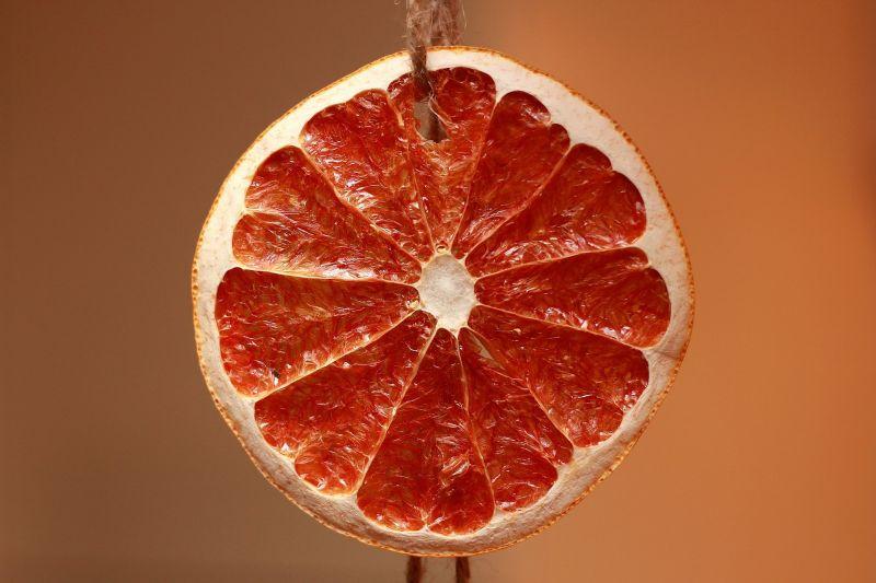 Így száríts házilag narancsszeleteket!