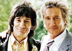 Rod Stewart újra a Faces élén