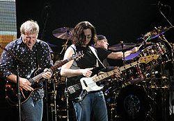 A Jegyszedőt majdnem sikerült megelőznie a Rush rockbandának