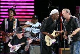 Clapton negyedszer is megrendezi a Crossroads Gitár Fesztiválját