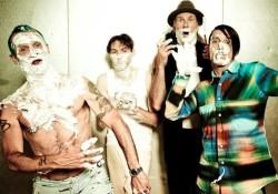 Kiadatlan dalok a Red Hot Chili Pepperstől