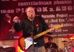Mini bluesfesztivál Szlovákiában