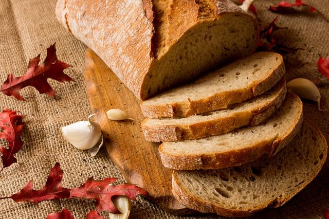 Chillis kenyér - dagasztás nélkül