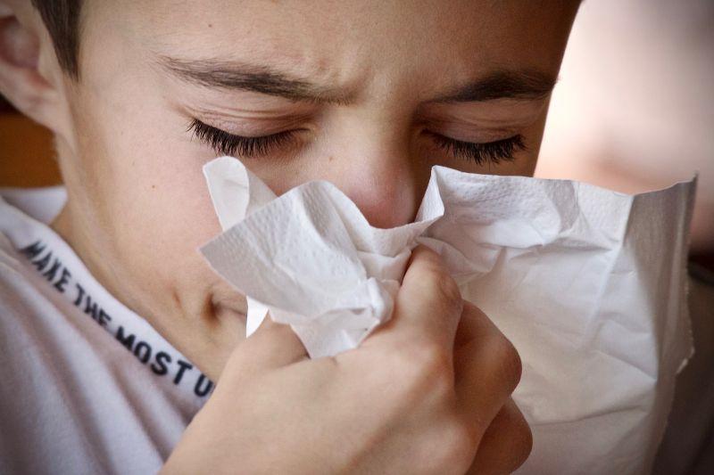 A gyakori mosás növeli az allergének számát