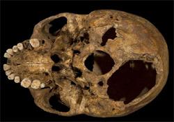 III. Richárdé a leicesteri parkolóban talált csontváz