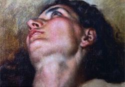 Arca lett Courbet női szeméremtestet ábrázoló világhírű festményének
