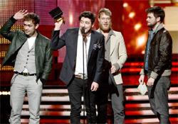 Grammy-díj: a fun., Gotye, a Mumford & Sons és a Black Keys a csúcson