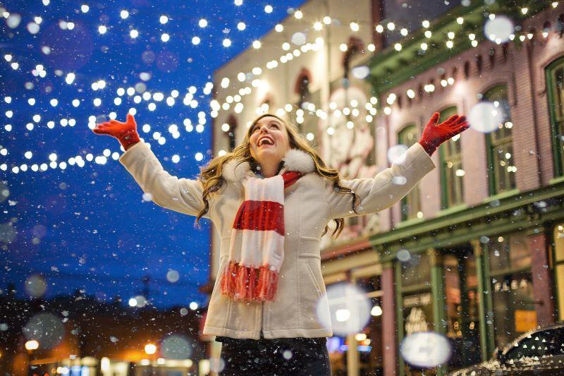 Ezért imádjuk a havat karácsonykor!