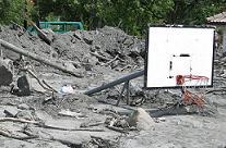 Válságos helyzet: Újabb pénzadomány a boszniai károsultaknak (Fotók)