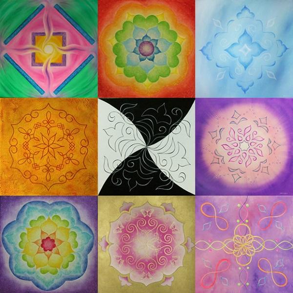 Mandala jósda! 9 varázsmandala - 9 varázsmondat, válaszd ki amelyik a te lelkedet oldja
