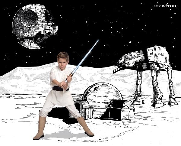 Már csak hetet kell aludni és bemutatják a Star Wars 7-et